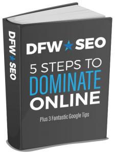 5 Steps To Dominate Online