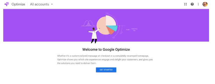 Google Optimize is just one way to run your A/B Testing.