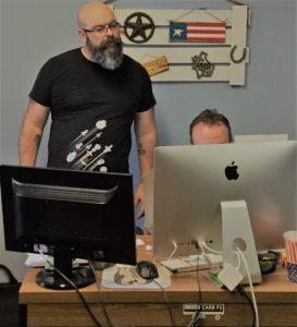 Creative Director Reviews Sitemap