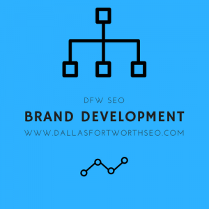 DFW SEO Brand Development Graphic