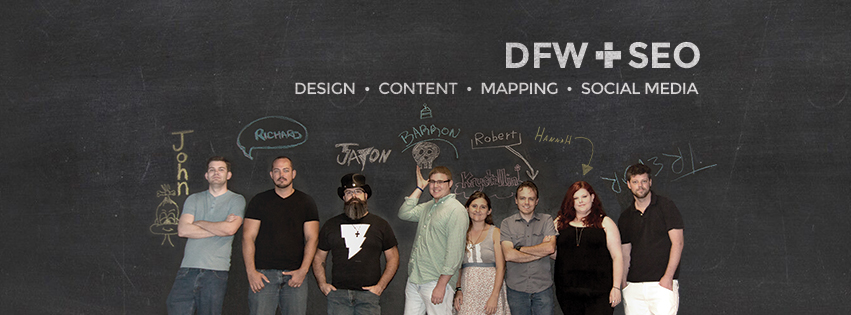 dfw seo group photo