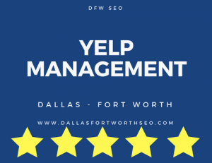 DFW SEO Management Graphic