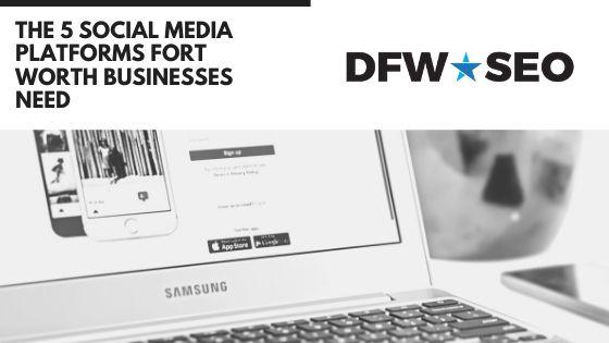 Fort Worth Social Media Blog Cover