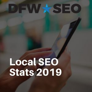 Local SEO Stats 2019 Blog Cover