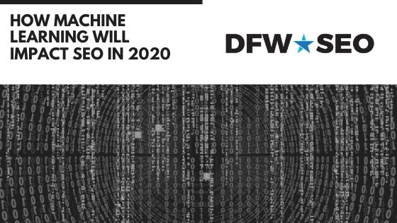Machine Learning SEO Blog Banner