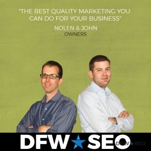 Owners of Dallas Fort Worth SEO Company