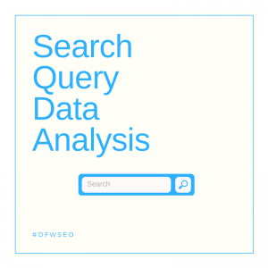 Search Query Data Graphic