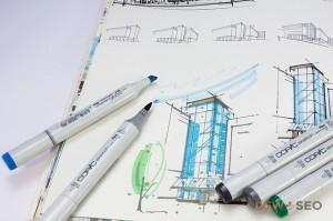 sketch book design
