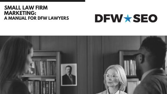 Small Law Firm Marketing