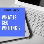 What is SEO Writing Blog Cover